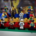 Lego minifigs go it alone with new range