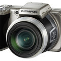 Zoomy Olympus SP-800UZ and SP-600UZ announced