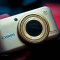 Canon PowerShot SX210 IS hands-on