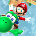 Super Mario Galaxy 2 for Nintendo Wii dated