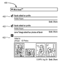 Patent granted to Facebook's news feed