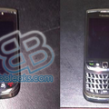 BlackBerry Slider spotted in spy shots