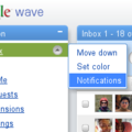 Google wave(s) hello to email alerts