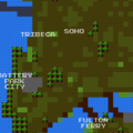 New York gets 8-bit mapping project