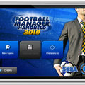 Football Manager Handheld 2010 coming to iPhone and iPod touch
