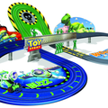 Scalextric planning Toy Story set