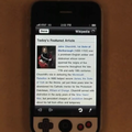 Firefox coming to your iPhone....sort of