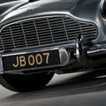 Bond's gadget-packed DB5 up for auction