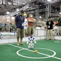 Forget the World Cup, here's the RoboCup