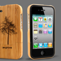 iPhone 4: Bash protecting bamboo cases