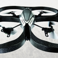 Parrot AR.Drone: Augmented reality quadricopter stylee