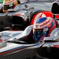 Get your company logo on Hamilton and Button's McLarens