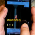 VIDEO: Mario Android live wallpaper
