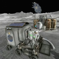 VIDEO: NASA flies you to the moon with Moonbase Alpha
