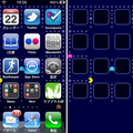 Best iPhone wallpaper yet: iOS 4 Pac-Man