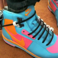 VIDEO: Marty McFly style auto-tie laces