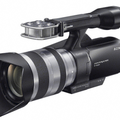 Sony NEX-VG10E: World's first interchangeable lens HD camcorder