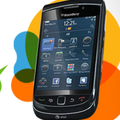 BlackBerry Torch: AT&T lets it slip