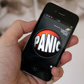 iPhone panic alarm app now on iTunes