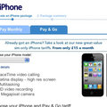 O2 iPhone 4 Pay As You Go released