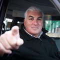 Mitch Winehouse endorses SaferTaxi text service