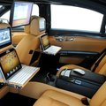 Brabus Mercedes S600 iBusiness: Excessively teched-up car