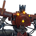 Transformer gets steampunk makeover