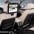 BMW passengers to get factory fitted iPad