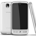 HTC beats Apple to the white phone punch