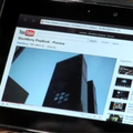 VIDEO: BlackBerry PlayBook - alive and flashing