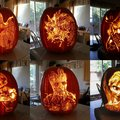 Best geek Halloween pumpkins and nerdy Jack-o'-lanterns from around the 'net