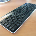 UK EXCLUSIVE: Logitech Wireless Solar Keyboard K750 hands-on
