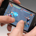 Japanese overlay adds tactile D-Pad and buttons to iPhone