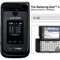 Samsung Zeal: E Ink keyboard phone leaked