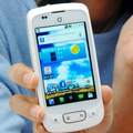 White LG Optimus One lands in Korea