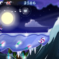 APP OF THE DAY - Robot Unicorn Attack Christmas Edition (iPhone)