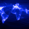 Incredible infographic displays Facebook's global reach