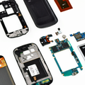 Google Nexus S teardown treatment
