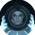 Tron: Legacy - photos, ladies and lightcycles