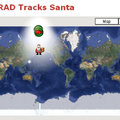 Norad Santa tracker tradition stays alive with the help of Google