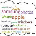 Samsung and Apple fight it out for most tweeted tech