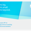 HP webOS announcement coming 9 February