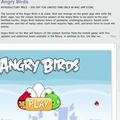 Angry Birds flies into the Mac App Store
