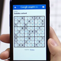 Google Goggles now solves Sudoku