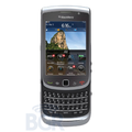 BlackBerry sheds some light on the Torch 2