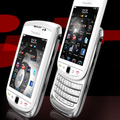 White BlackBerry Torch coming soon on Vodafone