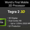 Nvidia Tegra 2 3D coming very soon