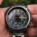 Casio Pro Trek PRW-5000T: time to explore