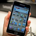 Samsung Galaxy S Wi-Fi 5.0 hands-on