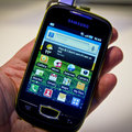Samsung Galaxy Mini hands-on